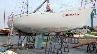 Osmosis - Materiales Compuestos - Composite - CHEMIA SA